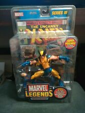 Marvel Legends Wolverine Series III Toy Biz 2002