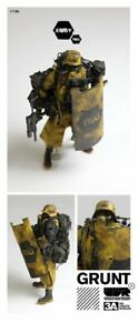 ThreeA WWRp 3A EMGY GRUNT Action Portable 1/12 Soldier Ashley Wood NEW