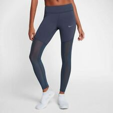 Nike Epic Lux Run Tights Womens Running Blue M 905678 471