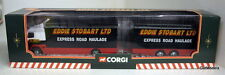 Corgi 1/64 Scale 59516 Volvo Short wheelbase lorry + Close couple trailer