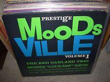 RED GARLAND moodsville vol 1 ( jazz ) - prestige - RVG -