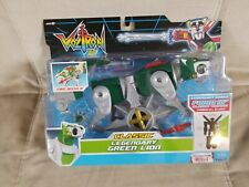 2017 Playmates Toys Voltron 84 Classic Legendary Green Lion Action Figure NEW