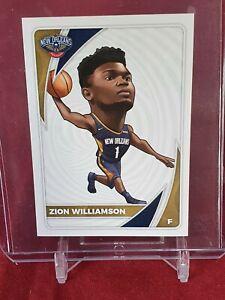 Zion Williamson Pelicans NBA 2020/21 European Panini Sticker