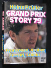 Orac Book Grand Prix Story 79 Franzosen, Araber, Ferrari, Lauda Prüller (D)