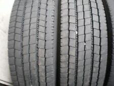 2x Reifen 215/75R17.5 XZE Michelin 11 mm wenig gelaufen  LKW BUS 215 75 17 5
