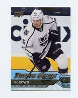 16/17 UPPER DECK YOUNG GUNS ROOKIE RC #247 NIC DOWD KINGS *26442