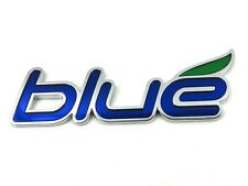 Genuine New HYUNDAI BLUE BOOT BADGE Rear Emblem i30 2012-2015 Drive