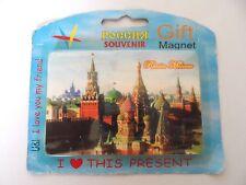Russia Souvenir Gift Magnet