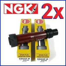 2X NGK Conector de bujía 8238 SD05F-R Suzuki VS 750 GLF Encendido Manillar plano