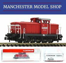 Fleischmann 722015 N 1:160 Diesel locomotive BR 345 DB AutoZug analogue NEW
