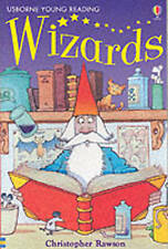 Wizards (Usborne young readers), Rawson, Christopher , Good, FAST Delivery