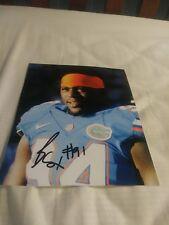 Bryan Cox Jr. Florida Gators Signed 8x10 Photo  NFL Carolina Panthers
