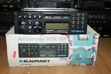 NEW Blaupunkt Amsterdam TCM 127 90s Radiophone NOS Car Stereo Boxed Warranty