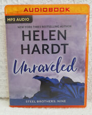 Helen Hardt Unraveled (Steel Brothers: Nine) Audiobook MP3 CD (MP3 Audio SACD)