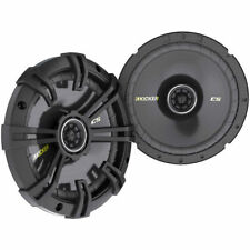 "Kicker 40CS674 600W 6.75"" Coaxial Car Speakers 4-Ohm"