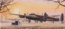 Avro Lancaster RAF Bomber Command Christmas Xmas Card