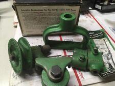 Greenlee 750 Ball Bearing Joist Borer Post and Beam Knob and Tube #5494