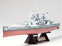 TAMIYA 1/350 British Battleship Prince Of Wales Model Kit NEW from Japan