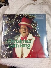 BING CROSBY CHRISTMAS  WITH BING , MINT Sealed