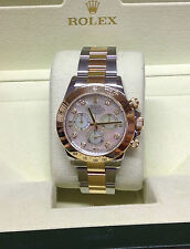 Rolex Men's Adult Wristwatches with Arabic Numerals