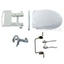 SERVIS Washing Machine Door Lock White Plastic Handle Kit Spring Latch Pin Catch