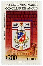 Chile 1995 #1702 150 años Seminario Conciliar de Ancud MNH