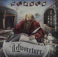 *NEW* CD Album Kansas - Leftoverture (Mini LP Style Card Case)