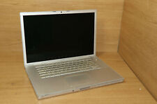"""Apple MacBook Pro A1226 15.4"""" GLOSSY 2008 2.6GHZ 2GB 8600M GT BOOTS NO HDD #4"""