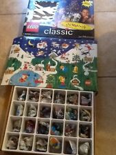 lego (1298) Advent Calender    sealed bags  OPEN BOX