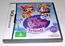Littlest Pet Shop Friends Beach Nintendo DS 2DS 3DS Game *Complete*