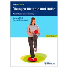 """Buch """"""""Übungen für Knie und Hüfte"""""""" 100 effektive Übungen zur Behandlung auf 176"""