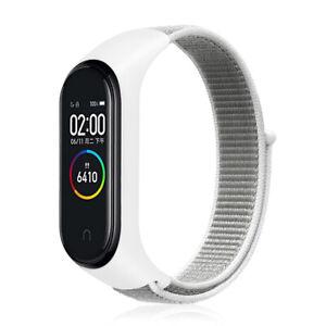 For Xiaomi Mi Band 3/4/5/6  Watch Strap Smart Bracelet Silicone Sports Wristband