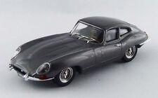 Best Model BES9556 - Jaguar Type E coupé gris métallisé foncé - 1962   1/43