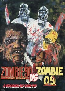 Zombie '90: Extreme Pestilence VS. Zombie '09. Limited Edition in Slipcase