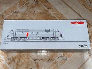 Märklin 37673 LEERKARTON Diesellok NOHAB Serie 55 SNCB Digital OVP wie 37674 H0