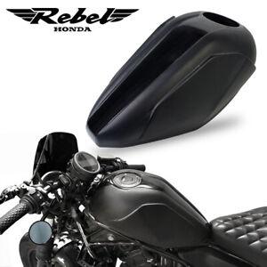 MATTE BLACK FULL COVER TRIM OIL CAP FUEL TANK FOR HONDA REBEL CMX 300 500 17-20