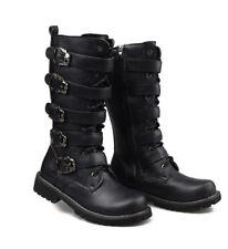 Unbranded Combat Boots - Men's Footwear