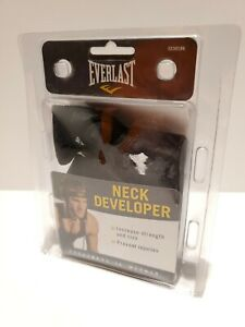 L1 Everlast Nylon Head Harness Neck Strength Head Strap Belt - NEW