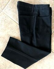 NWT NYDJ Not Your Daughter's Capris Crop Pants Black Denim Sz 0 Style 21086