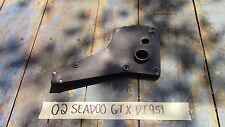 02 SEADOO GTX DI 951 87 HRS REVERSE CABLE SUPPORT BRACKET 271001358
