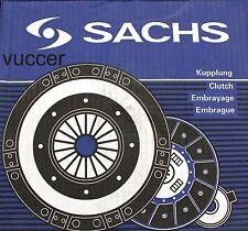 original Sachs RENAULT 19 I II CLIO I RAPID Kasten Kupplung Satz 3000440001 NEU