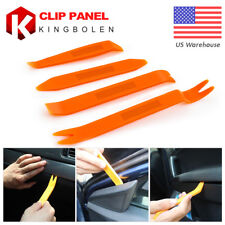 4pcs Auto Car Dash Audio Removal Installer Door Clip Panel Trim Plastic Tools