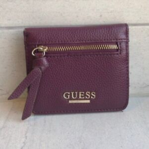 Guess Leather Mini Wallet