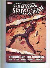 AMAZING SPIDER-MAN TROUBLE ON THE HORIZON TPB - MARVEL COMICS - 2012