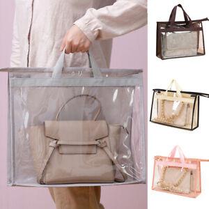 1PC Storage Dust-proof Bag Transparent Protection Bag Moisture-proof Breathable