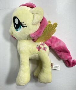My Little Pony Fluttershy Animal Pegasus Stuffed Plush Toy Aurora World 2013
