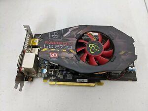 XFX ATI Radeon HD 5770 Graphics Card (1 GB DDR5, HDMI/DVI/DP) - TESTED