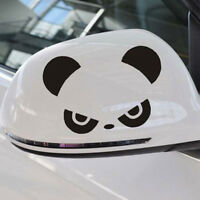 Design Animal Bumper Styling Waterproof Panda Stickers Car Rearview Decals