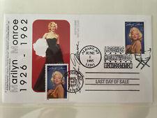 Marilyn Monroe Postage Stamp Arch Mint Unused USA No. K33