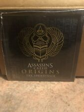 ASSASSINS CREED ORIGINS - Soundtrack Collector Edition (Brand New, Sealed, C.D.)